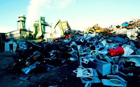 Вывоз мусора в Апрелевке