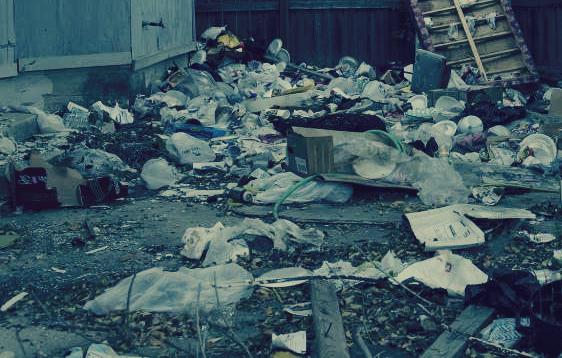 Вывоз мусора в Химках