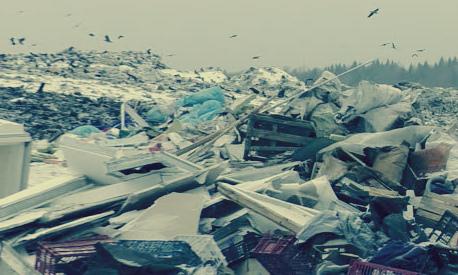 Вывоз бытового мусора в Москве